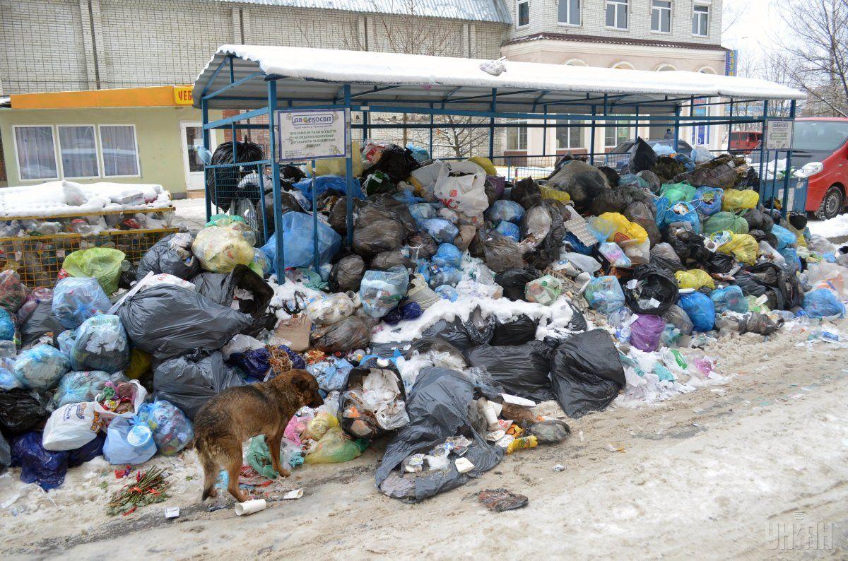Львову выделили землю для утилизации мусора