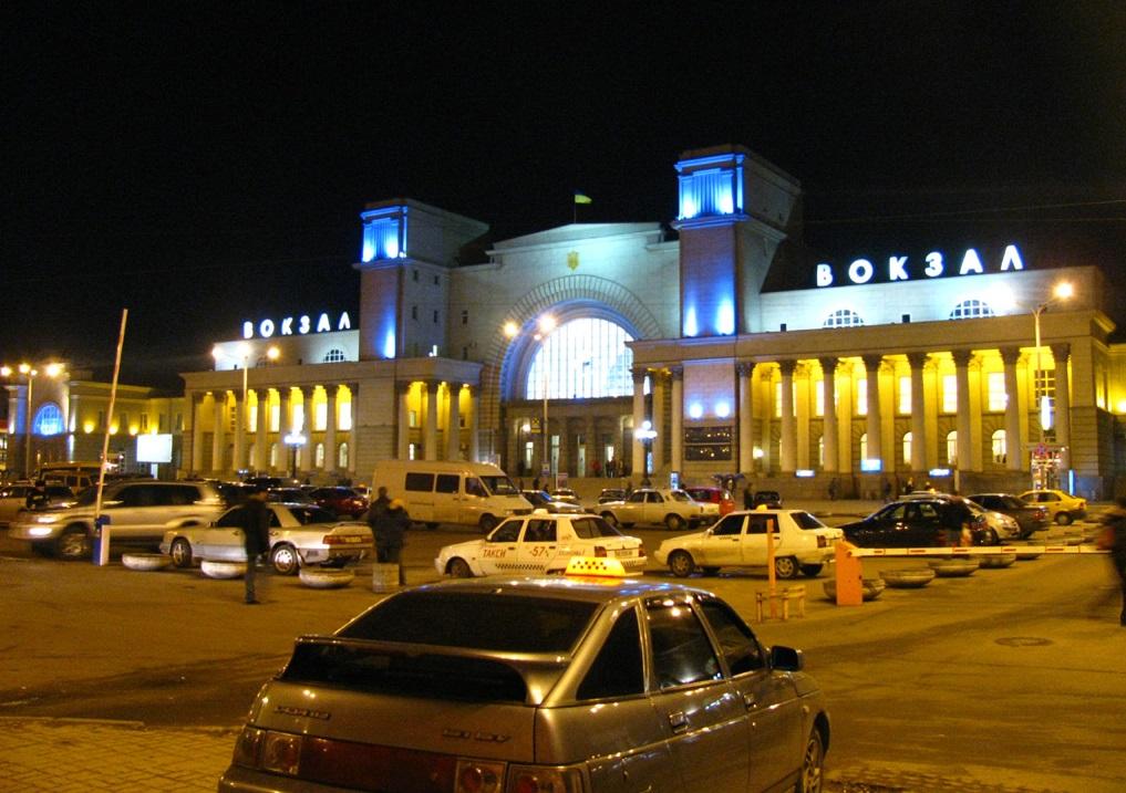 Днепровский вокзал был «заминирован» беженцем из Донбасса