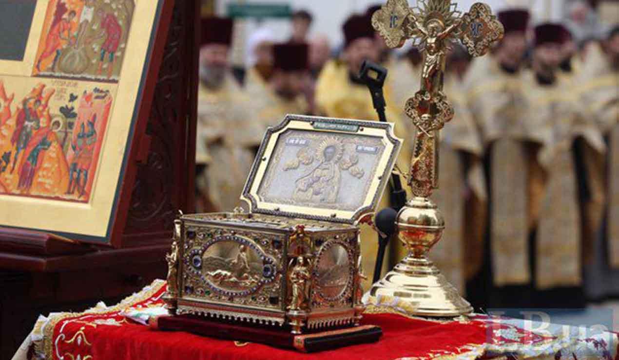 Тысячи паломников отправились в Одессу